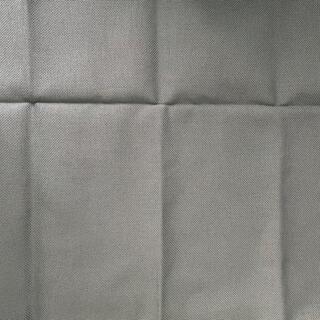 オリンパス(OLYMPUS)のオリンパス刺繍布 コングレスNO.1100 グレー こぎん刺し(生地/糸)