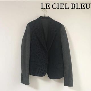 ルシェルブルー(LE CIEL BLEU)のルシェルブルー デザイン ジャケット(テーラードジャケット)