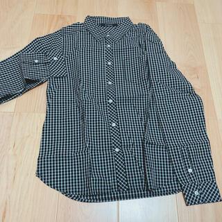 ダブルクローゼット(w closet)のギンガムチェックシャツ(シャツ/ブラウス(長袖/七分))