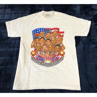 チャンピオン(Champion)の2000年 USAドリームチームTシャツ(バスケットボール)