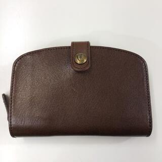 クレドラン(CLEDRAN)の新品同様!CLEDRAN MIEL WALLET 2つ折り 財布(財布)