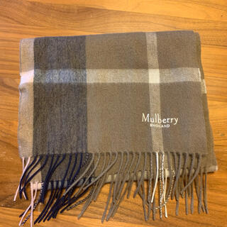 TOMORROWLAND - Mulberry マフラー