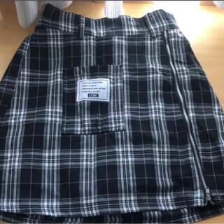 ラブトキシック(lovetoxic)のスカート風ショートパンツ キッズ ジュニア サイズ160(スカート)