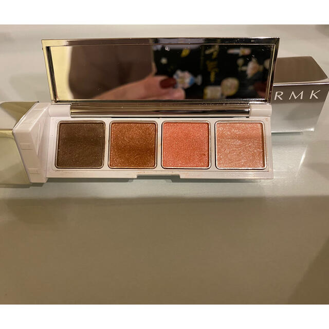 RMK(アールエムケー)のRMK ベーシック4アイズ スプリングブロッサム コスメ/美容のベースメイク/化粧品(アイシャドウ)の商品写真