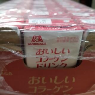 モリナガセイカ(森永製菓)の森永おいしいコラーゲンドリンク ピーチ味 48本(コラーゲン)