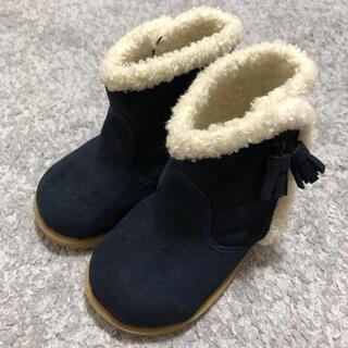 ファミリア(familiar)の美品 ファミリア ブーツ(ブーツ)
