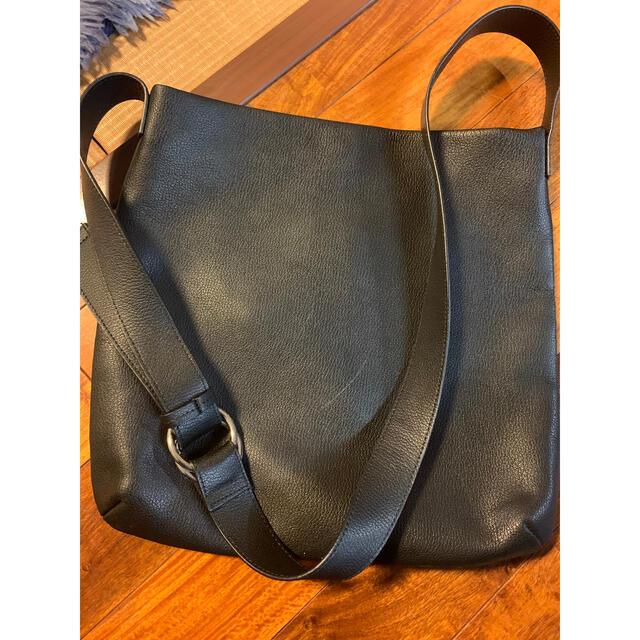 HARE(ハレ)のHARE ショルダーバッグ レザー メンズのバッグ(ショルダーバッグ)の商品写真