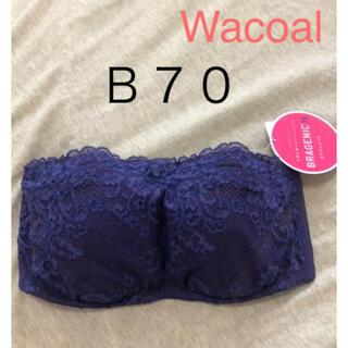 ワコール(Wacoal)のワコール B70 ブラトップ チューブトップ レース(ベアトップ/チューブトップ)