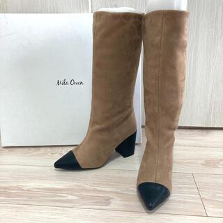 ミラオーウェン(Mila Owen)のミラオーウェン ブーツ 23.5cm(ブーツ)