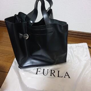 Furla - 週末値下げ!FURLAバッグ(BLACK)