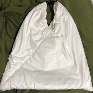 MM6 - mm6 ダウン トートバッグ トライアングル 三角バッグ