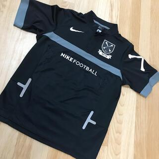 NIKE - NIKE FOOTBALL 半袖Tシャツ(Mサイズ)ジュニア ナイキ NFTB