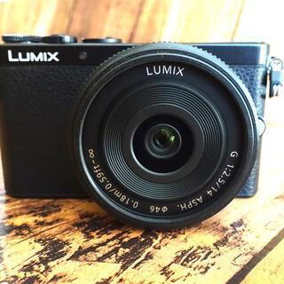 Panasonic - Panasonic LUMIX GM1 , 単焦点レンズ14mm/F2.5