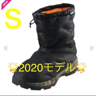 モンベル(mont bell)のタグ付き!新品!防寒ブーツ 氷雪耐滑ケベックNEO(ネオ) S(ブーツ)