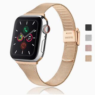 アップルウォッチ(Apple Watch)のAppleWatch  アップルウォッチ バンド ベルト 38/40mm対応(腕時計)