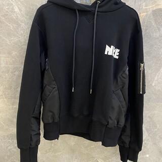 sacai - Mサイズ sacai Nike Hoodie フーディー パーカー 新品