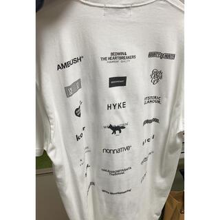 サカイ(sacai)のblack lives matter チャリティTシャツ XL(Tシャツ/カットソー(半袖/袖なし))