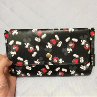 ローズバッド(ROSE BUD)のROSE BUD ミッキーマウス 財布 sweet 付録 ウォレット ショルダー(財布)