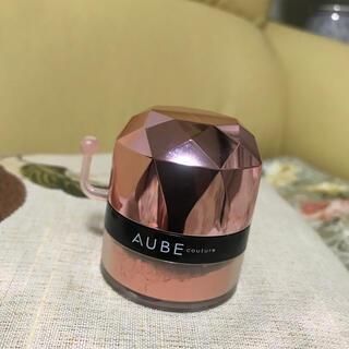 AUBE couture - オーブ クチュール ぽんぽんチーク