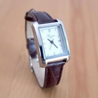 ハリス(Harriss)の大人のおしゃれ手帖 10月号 付録 ハリス 上品アクセサリーウォッチ(腕時計)