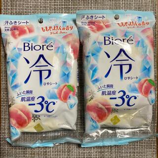 Biore - ビオレ 冷シート 20枚入り×2個セット