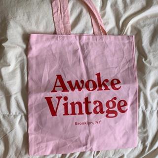 Ameri VINTAGE - awoke vintage  ny bag ニューヨーク古着屋