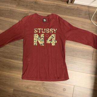 ステューシー(STUSSY)のStussy 長袖シャツ(Tシャツ/カットソー(七分/長袖))