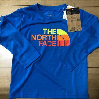 THE NORTH FACE - 新品 ノースフェイス ロンT 120