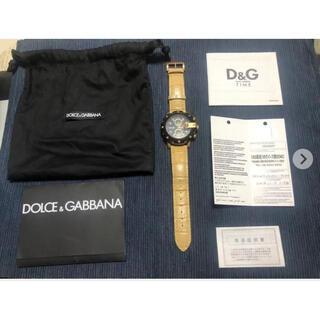 ドルチェアンドガッバーナ(DOLCE&GABBANA)のD&G (ドルチェ&ガッバーナ)メンズ時計(腕時計(アナログ))