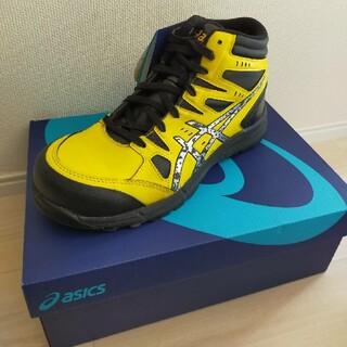 asics - asics 新品 安全靴 FCP105 ハイカットタイプ CP105 アシックス