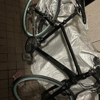 ビアンキ(Bianchi)のビアンキクロスバイク(自転車本体)