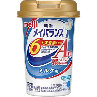 メイジ(明治)の明治 メイバランス ミルク味(その他)