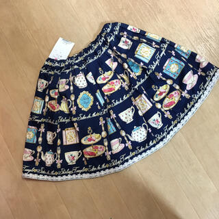 Shirley Temple - シャーリーテンプル☆ローズティスカート☆120