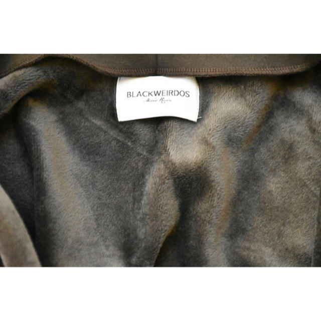 Supreme(シュプリーム)のBlack Weirdos Cut Jacket カンフージャケット  メンズのジャケット/アウター(ブルゾン)の商品写真