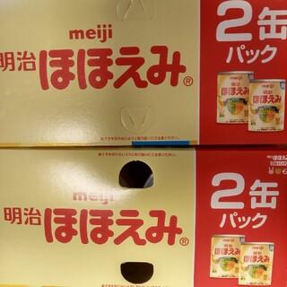 明治ほほえみ2缶パック×2