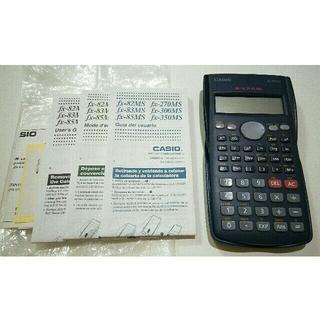 カシオ(CASIO)のCASIO fx-82MS 関数電卓(その他)