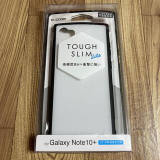 エレコム(ELECOM)のGalaxy Note10+ TOUGH SLIM LITE 4559(Androidケース)