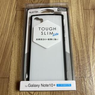 エレコム(ELECOM)のGalaxy Note10+ TOUGH SLIM LITE 4560(Androidケース)