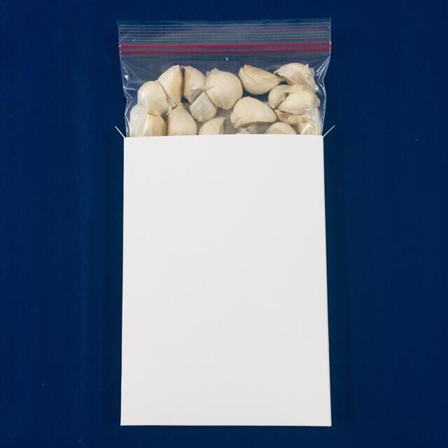 青森県産品 にんにく バラ 250g 専用box発送 食品/飲料/酒の食品(野菜)の商品写真