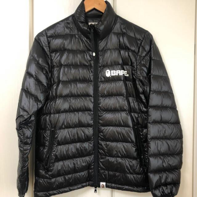 A BATHING APE(アベイシングエイプ)のape ダウンジャケット sサイズ メンズのジャケット/アウター(ダウンジャケット)の商品写真