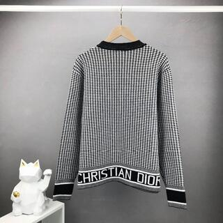 Dior - 2枚28000円 DIOR 08 ニット/セーター ロゴ