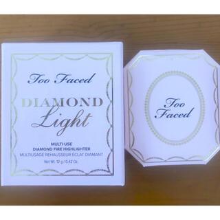 Too Faced - Too Faced ダイヤモンドハイライター ダイヤモンドファイア