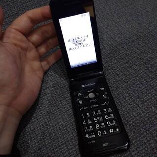 ソフトバンク(Softbank)のSoftBankガラケー002P(携帯電話本体)
