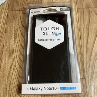 エレコム(ELECOM)のGalaxy Note10+用TOUGH SLIM LITE 4565(Androidケース)