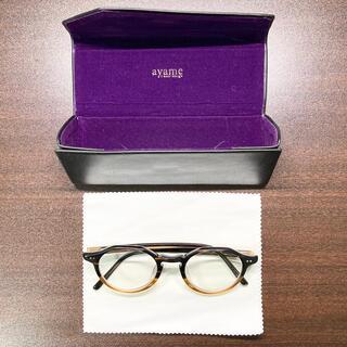 Ayame - ayame アヤメ SPIKE スパイク BRH ブラウンハーフ メガネ 眼鏡