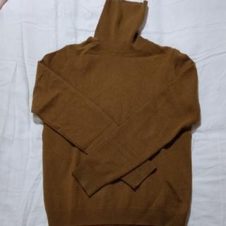 ユニクロ(UNIQLO)のUNIQLO、カシミヤタートルネックセーター(ニット/セーター)