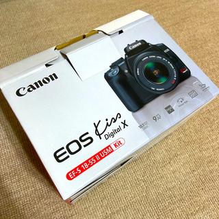 Canon - Canon EOS Kiss X カメラ 美品 ダブルズーム