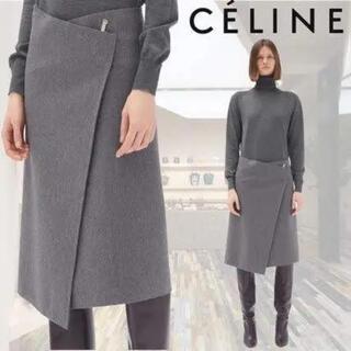 celine - 18-19AW セリーヌ CELINE 18-19FW フィービー スカート
