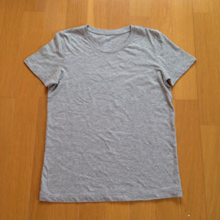 ムジルシリョウヒン(MUJI (無印良品))の新品 無地カットソー(Tシャツ(半袖/袖なし))