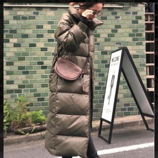 アメリヴィンテージ(Ameri VINTAGE)のAMERI STAND COLLAR DOWN COAT(ダウンジャケット)